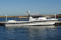 10.5m Naiad recreational vessel
