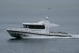 13.5m Naiad recreational vessel