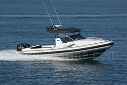 8.5m Naiad recreational fishing boat Bunbury WA
